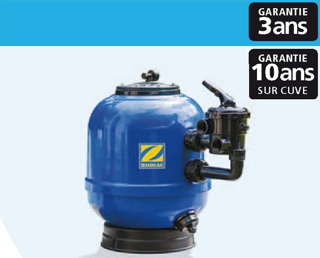 Filtre ZODIAC - MS-Filtre à sable